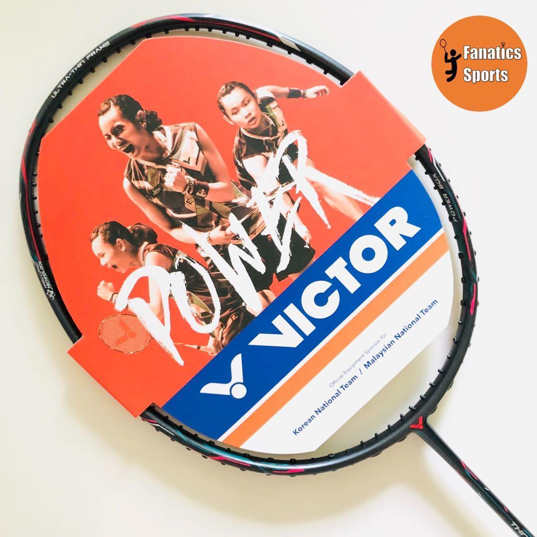 Brand New Victor Thruster K Bxr Badminton Racket