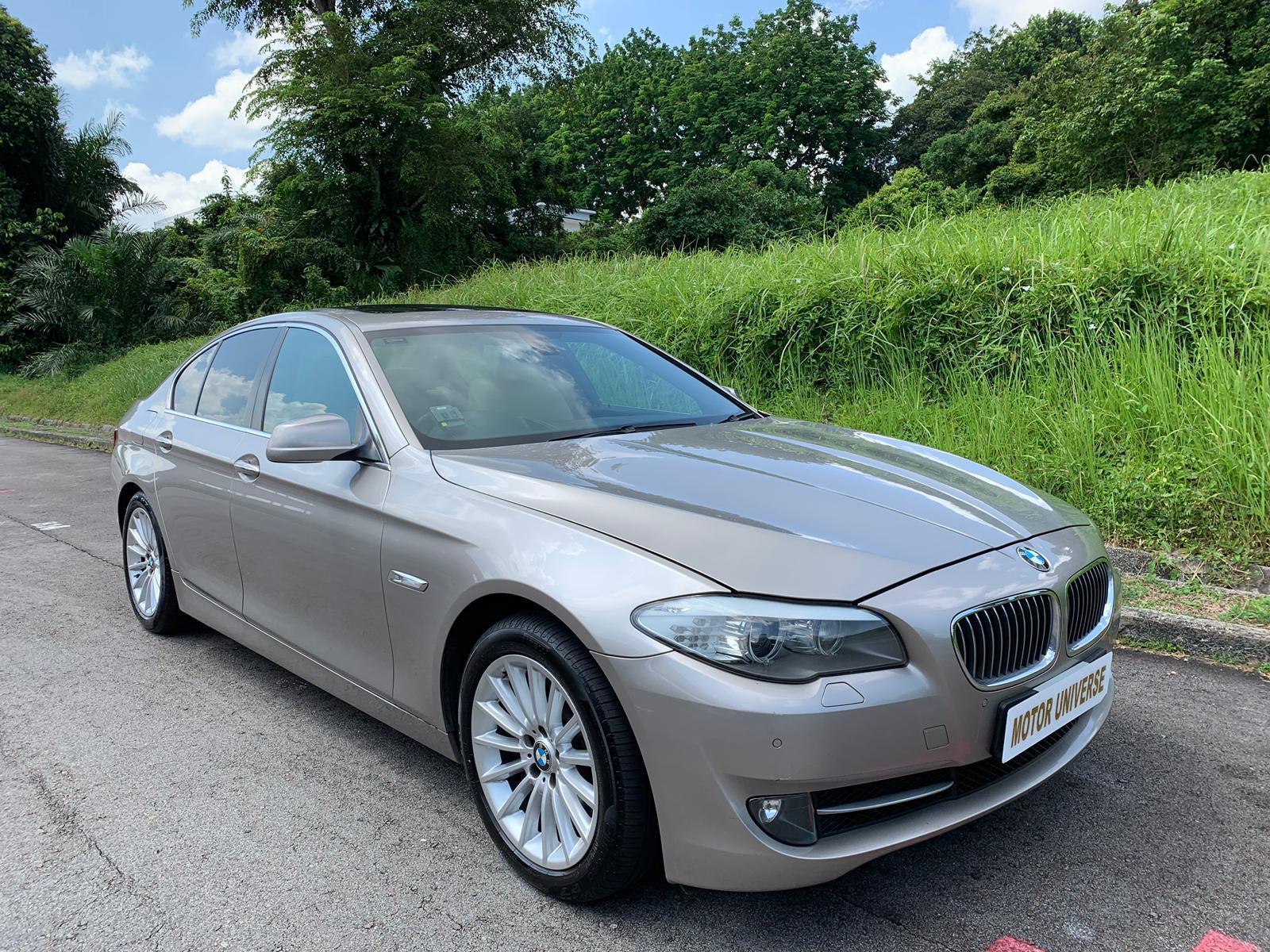 BMW 535i 3.0 Sedan Auto