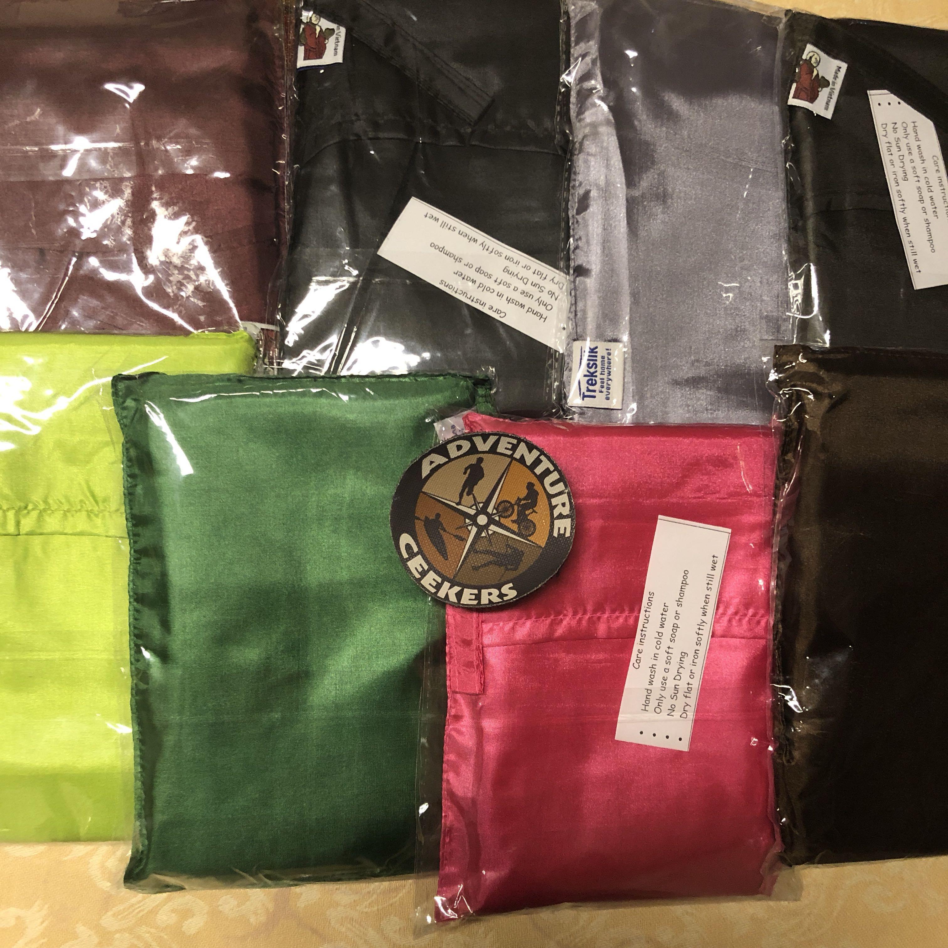BN Treksilk sleeping bag liner