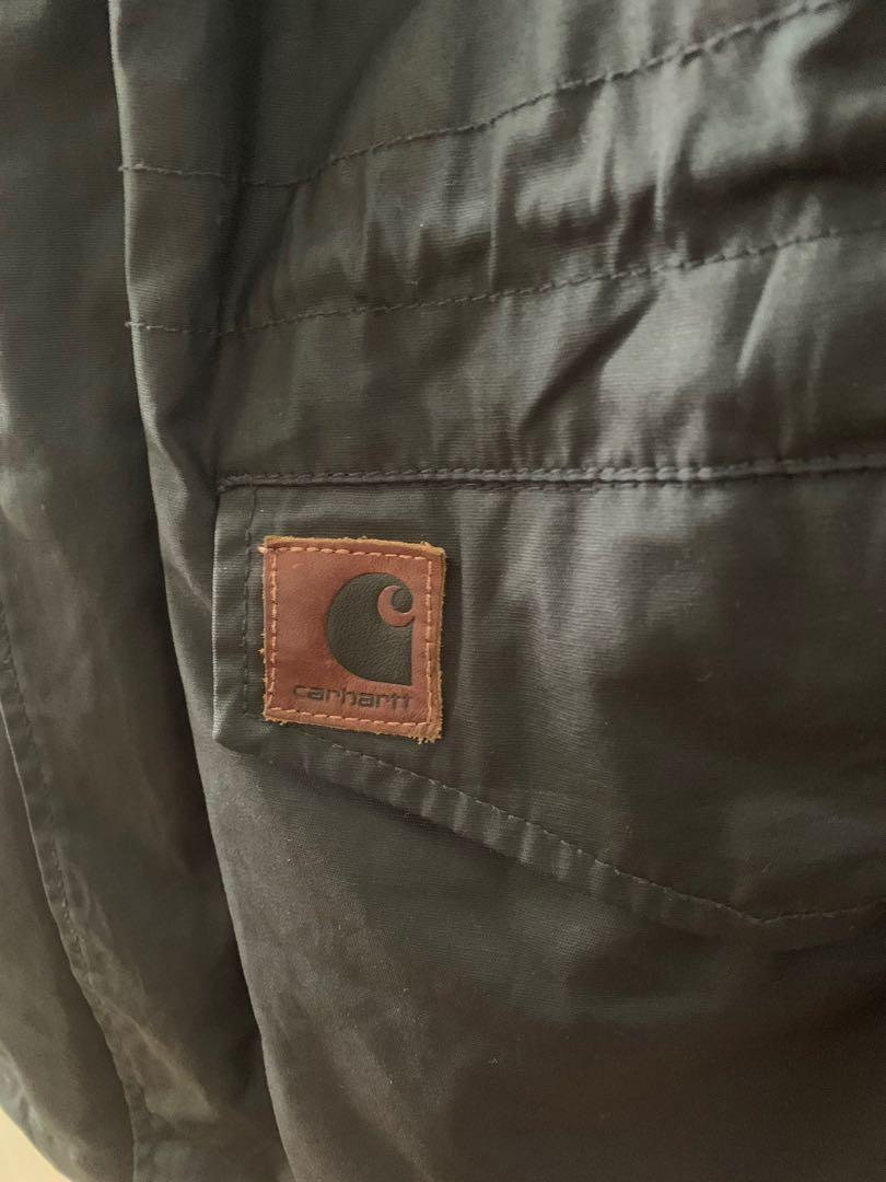 Carhartt parka jacket Colombia coat