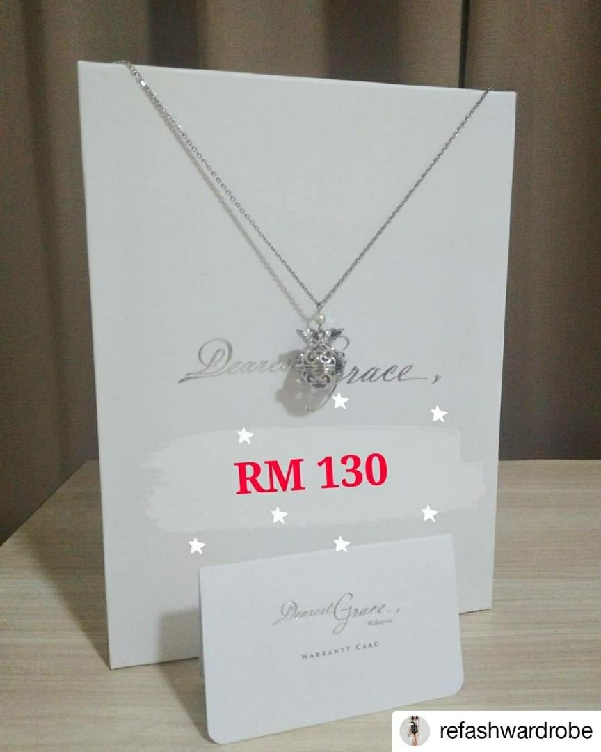 Dearest Grace Necklace DG079