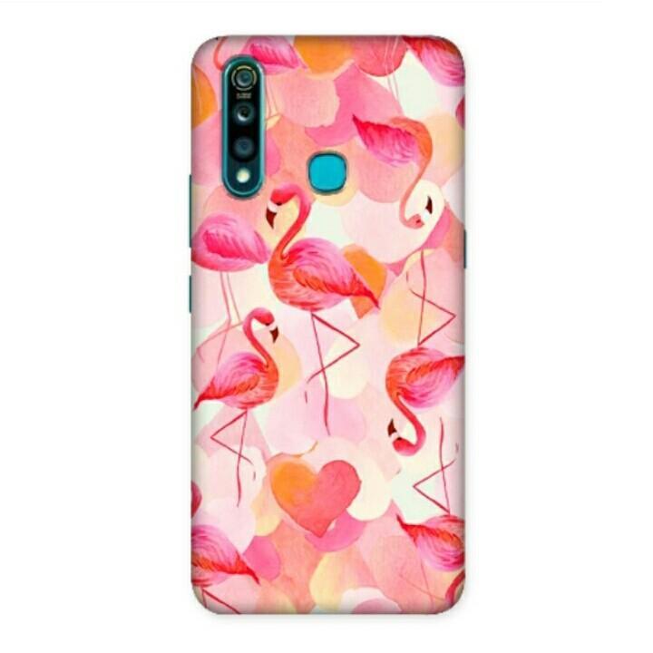 Flamingo Swan Vivo Z1 Pro Custom Hard Case