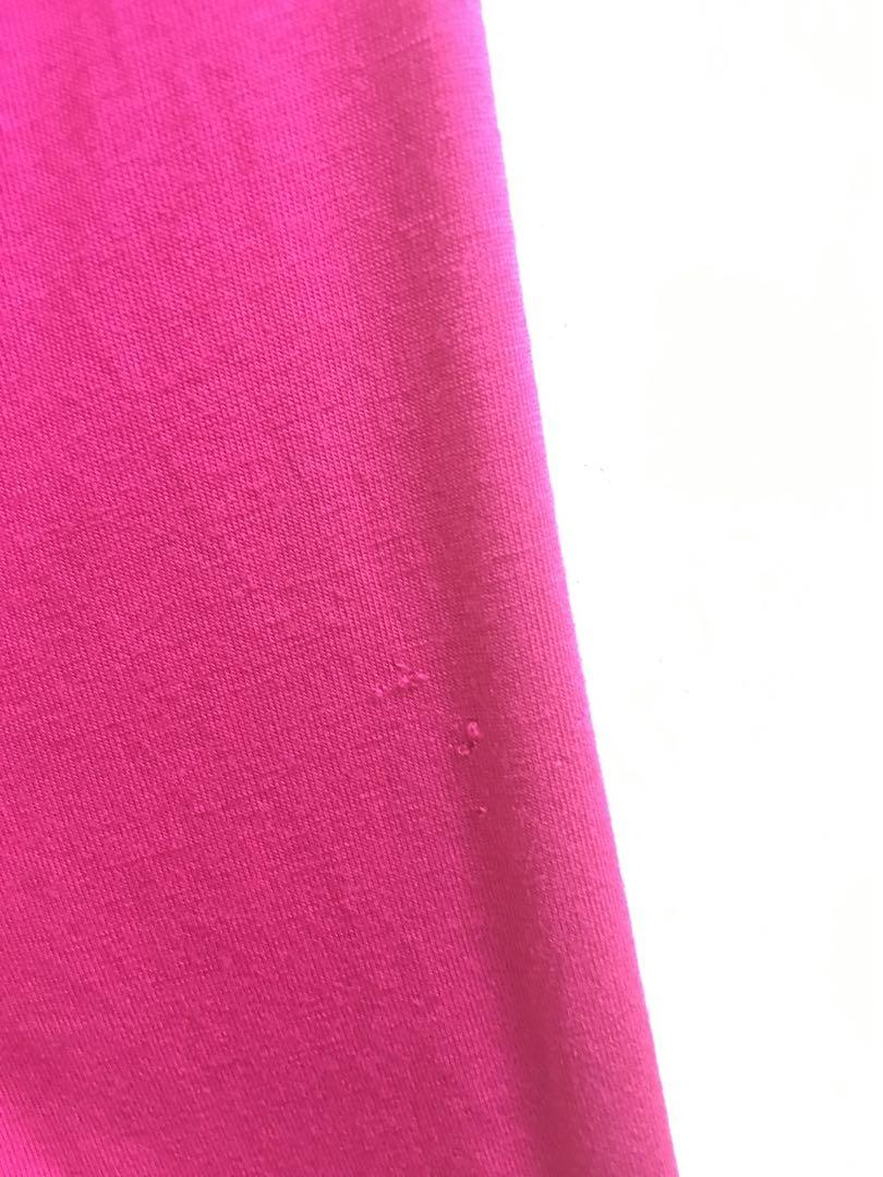 Fuchsia Off Shoulder Nursing Top