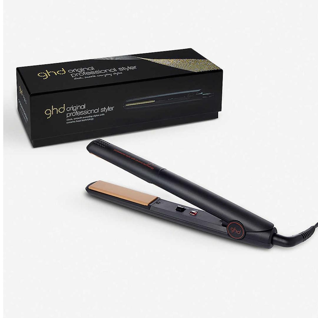 全新 GHD Original IV Styler 直髮夾