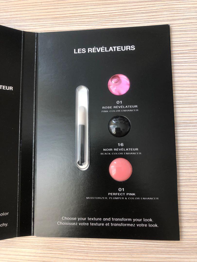 Givenchy唇膏 les Revelateurs