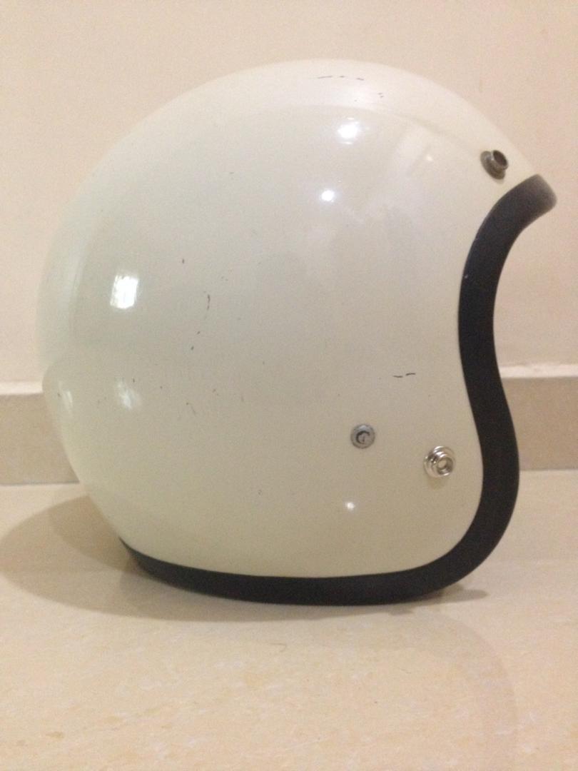 helmet bell super rt size 60