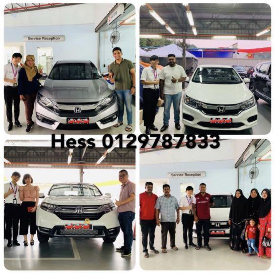 Honda Car October Cash Rebate Up 13k