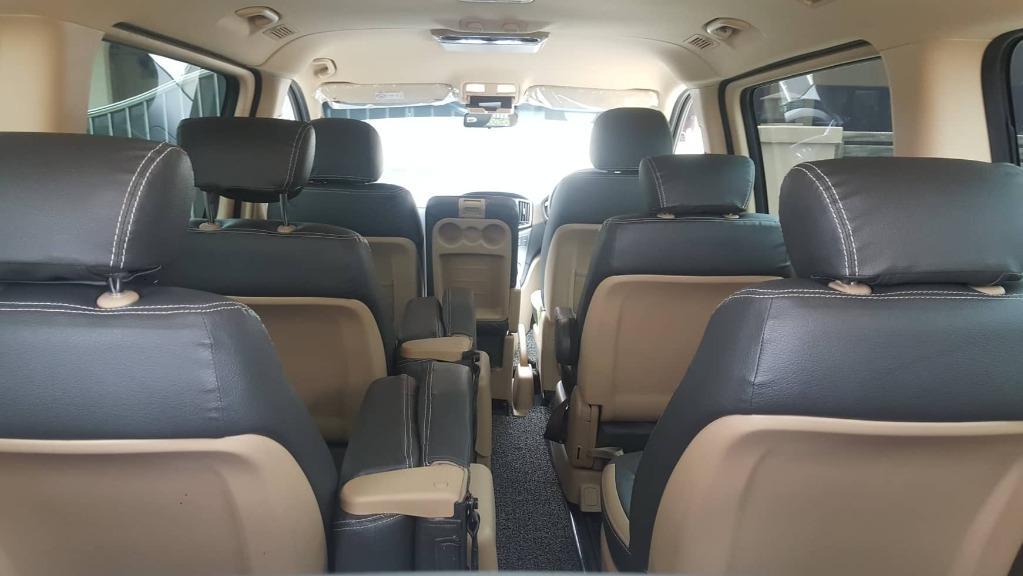 Hyundai Grand Starex 2019 Latest Model - Rental / Sewa