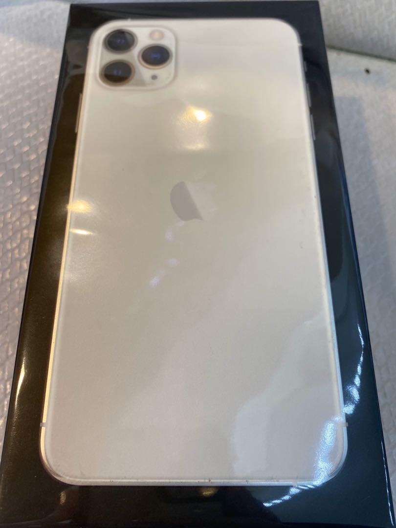 IPhone 11 pro max 64 白(全新未拆)