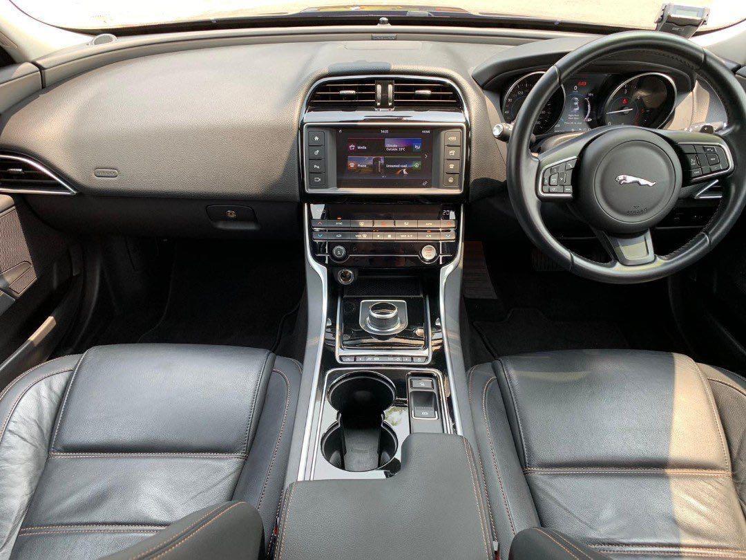 Jaguar XE Diesel 2.0