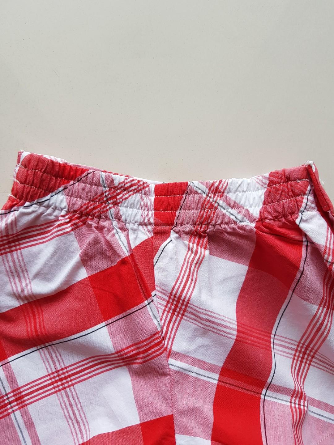 Janie and Jack (bought in the US 🇺🇸) Checkers Shorts