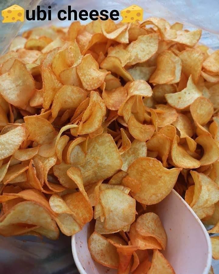 Kerepek Ubi Cheese