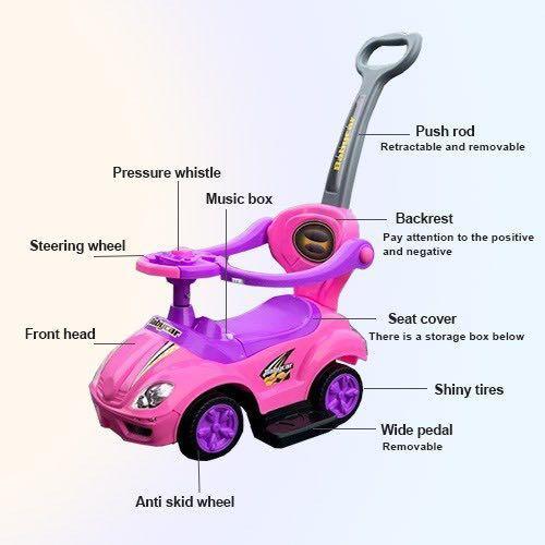 Kids Car Stroller