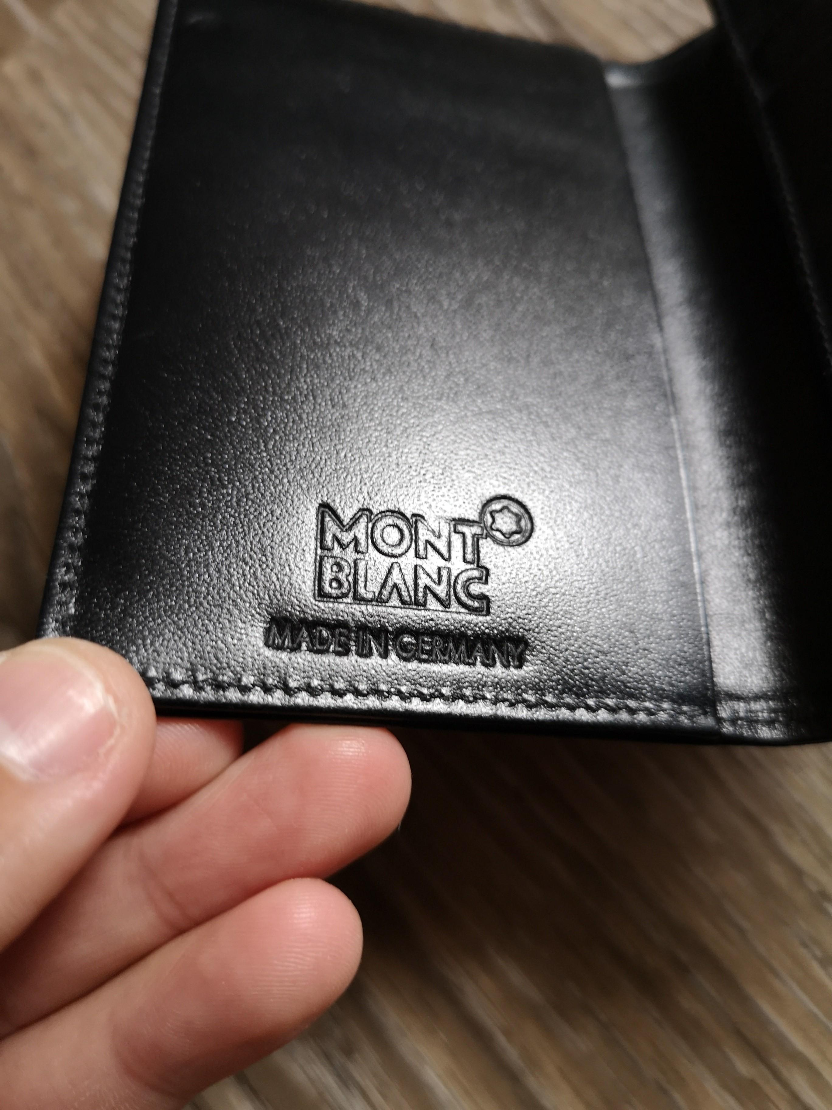 *LNIB* Mont Blanc Wallet / Card Holder