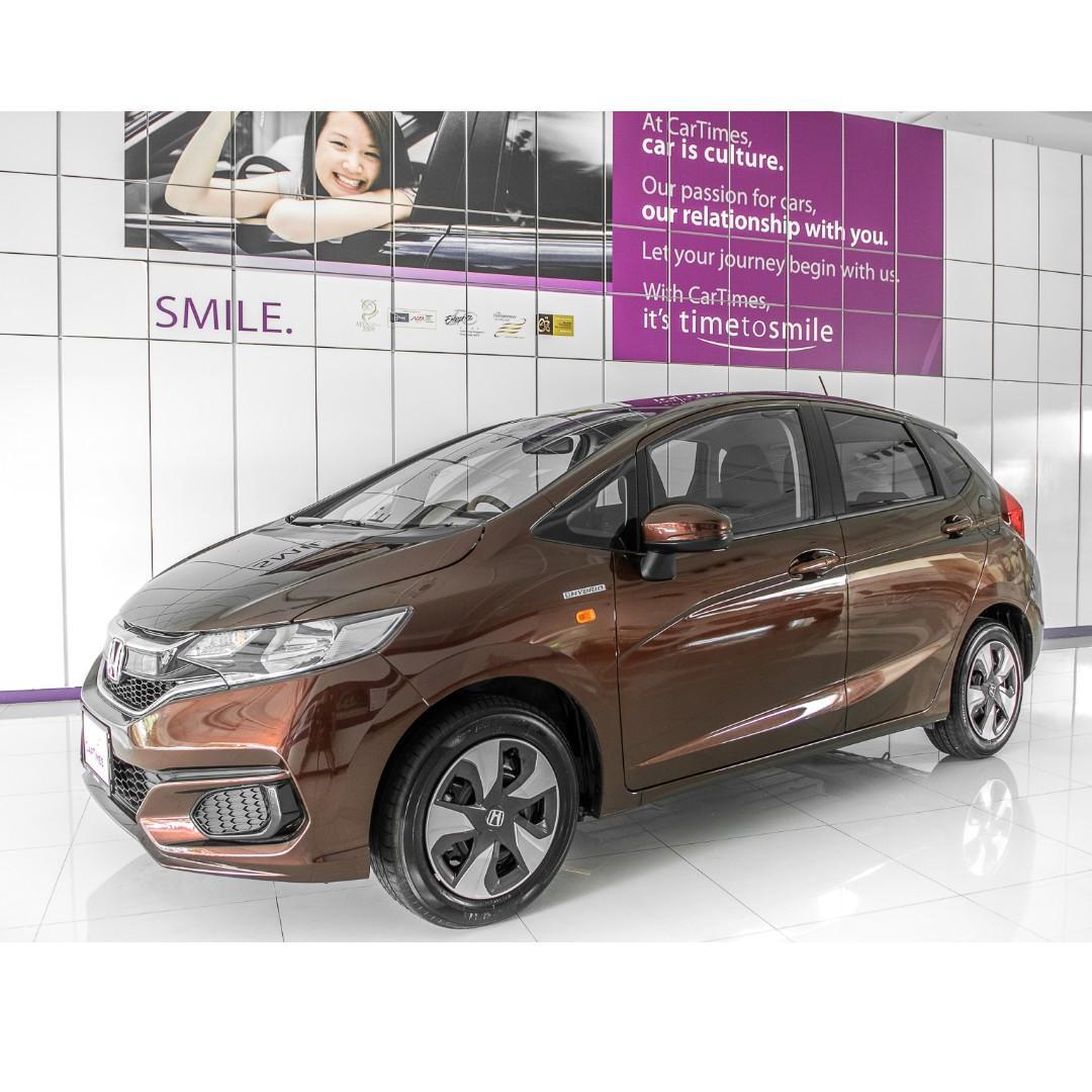 LTO (Honda Fit Hybrid)