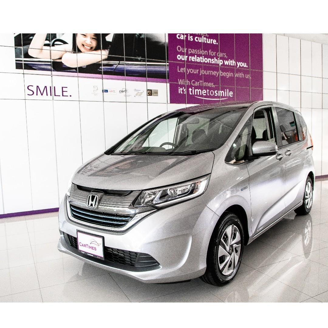 LTO (Honda Freed Hybrid)