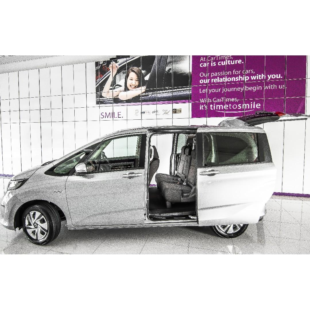 LTO (Honda Freed Hybrid)
