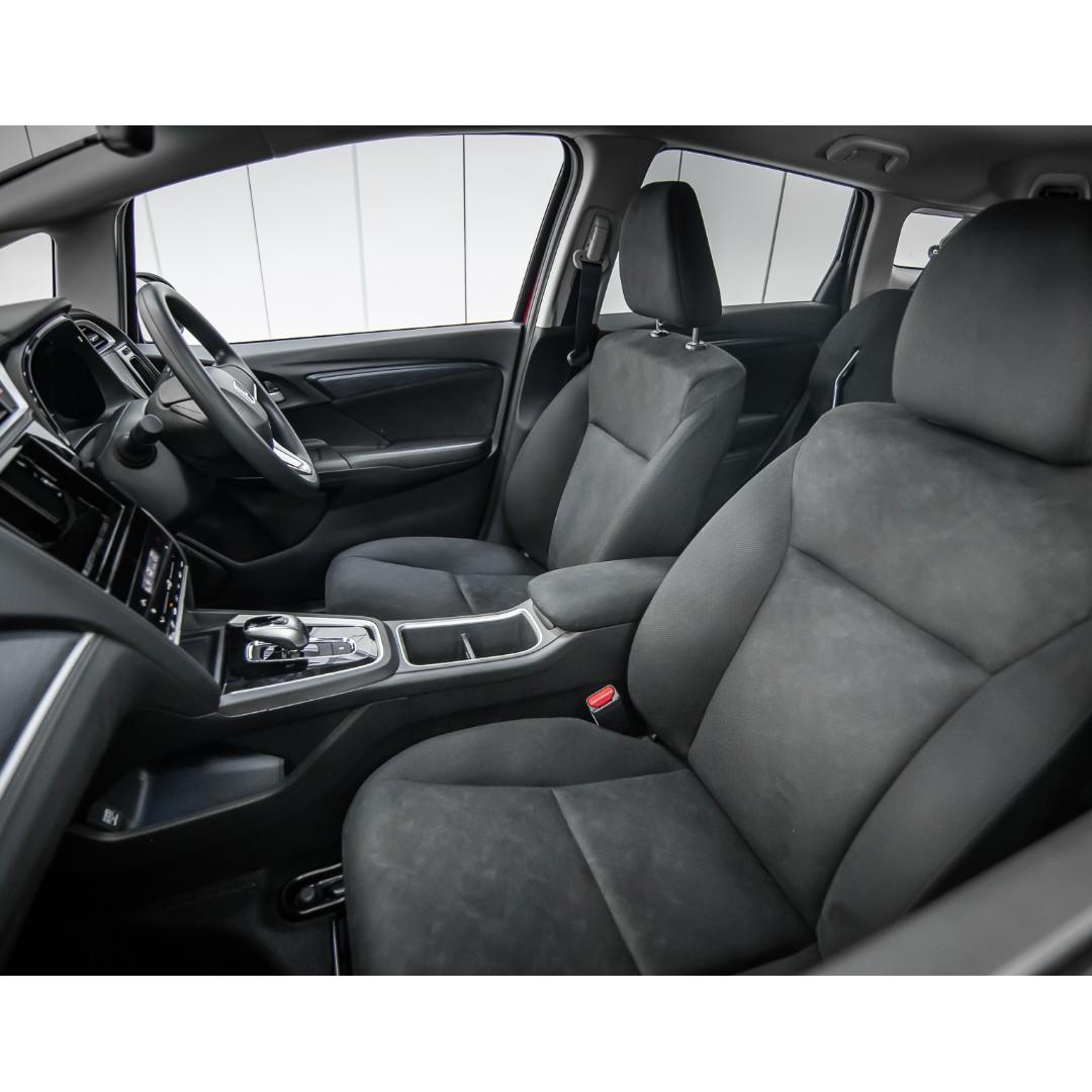 LTO (Honda Shuttle Hybrid)