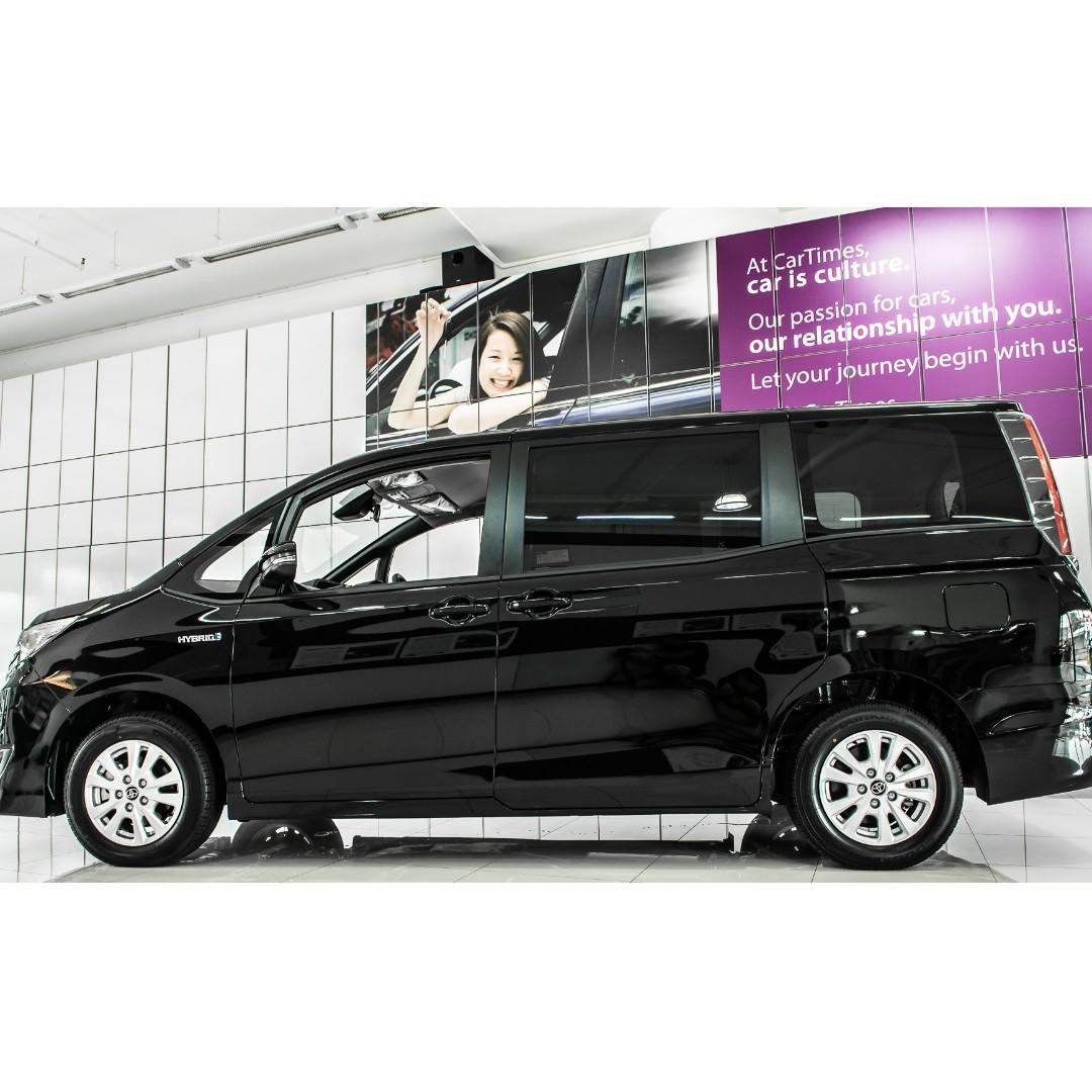 LTO (Toyota Noah Hybrid)