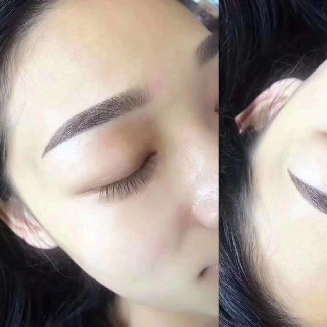 Misty Eyebrow Promotion