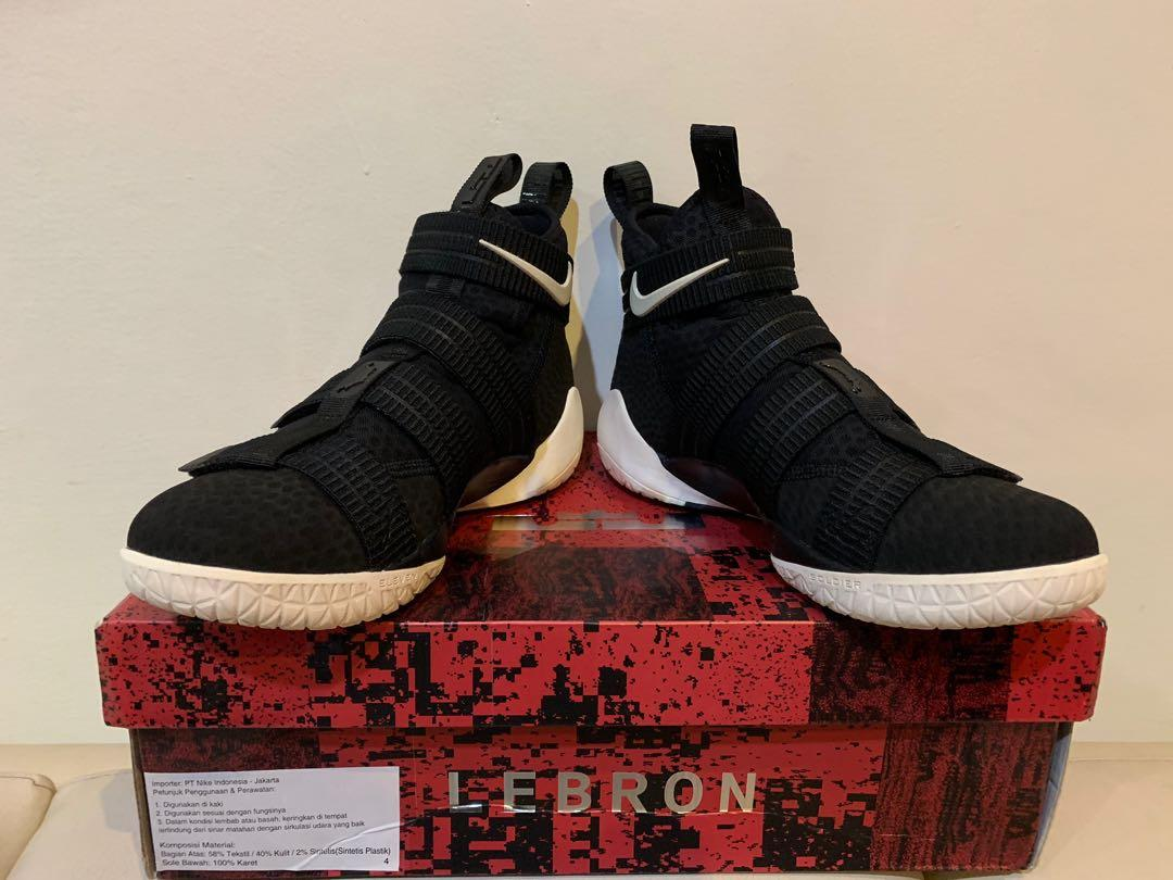 Nike Lebron Soldier XI - Ejected Game