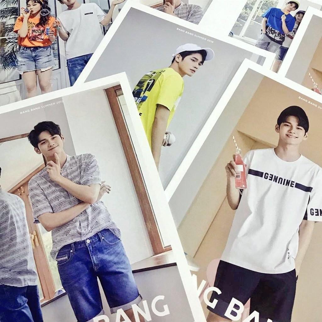 Ong Seung Wu BANG BANG Catalogue