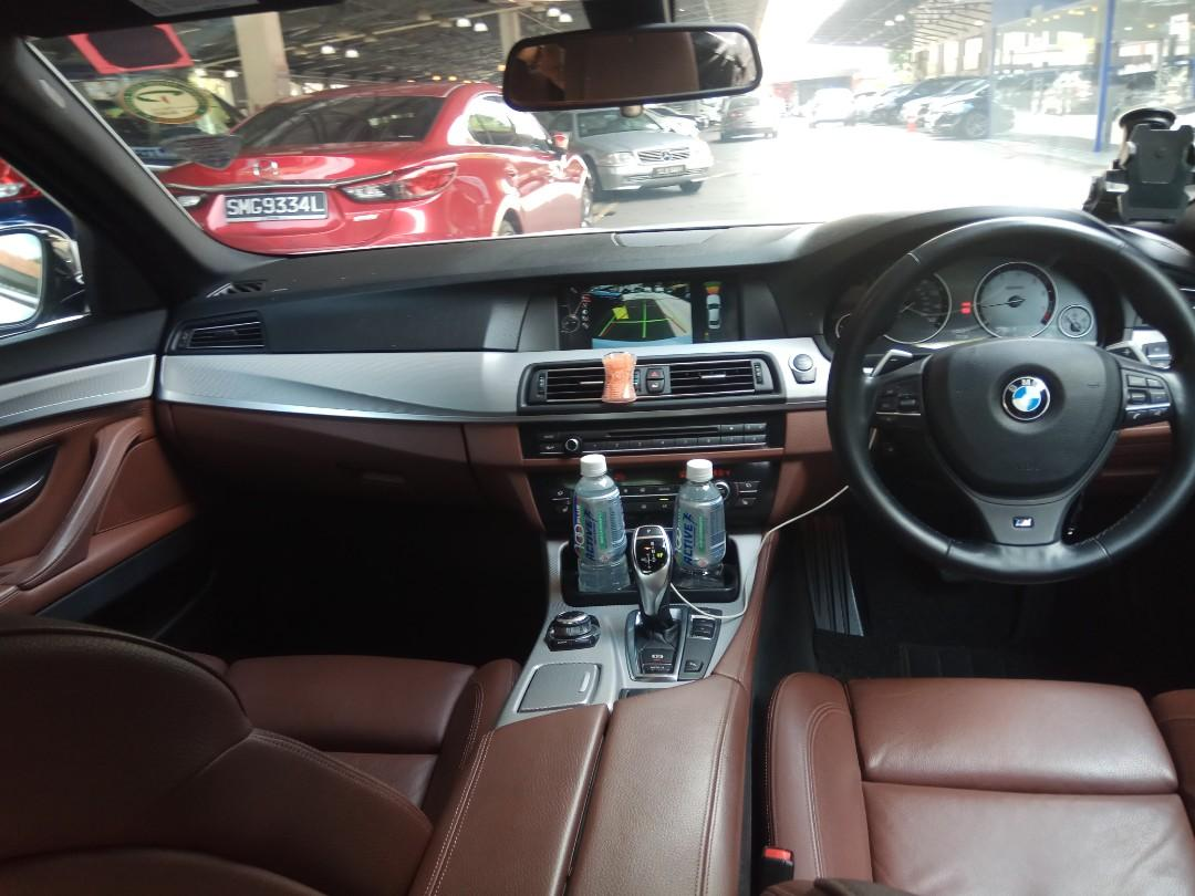 **PHV READY**LUXURY BMW 528I FOR LEASING