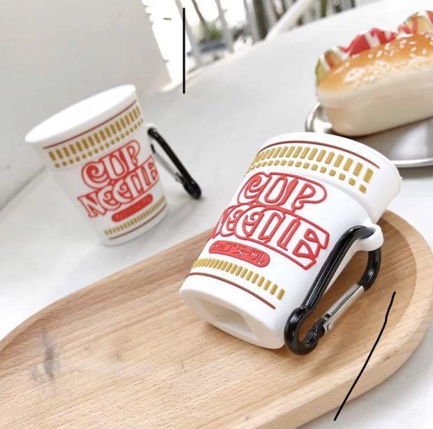 [PO] Cup Noodle AirPod Case