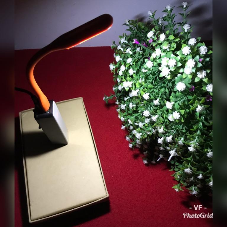 POWER BANK 2600MAH & LED USB LIGHT