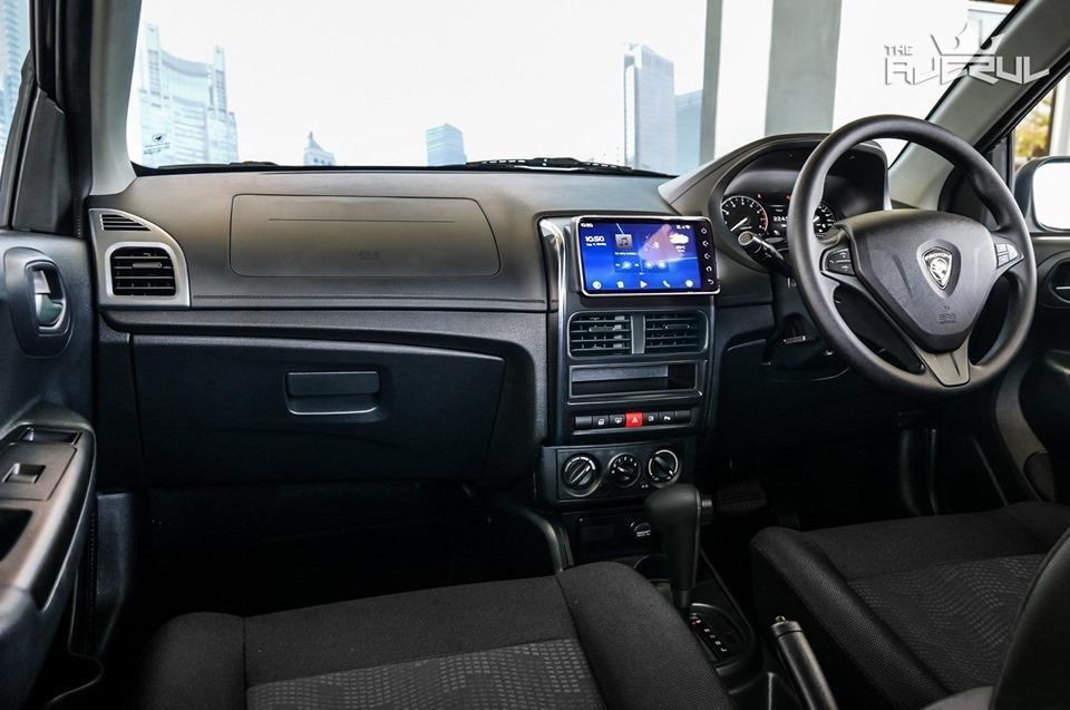 Proton Saga2019 I Give What People Don't,Customer My Priority