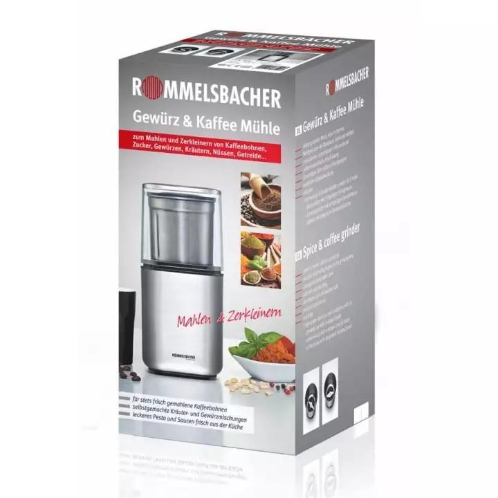 Rommelsbacher Egk 200 Spices Coffee Grinder And Blender