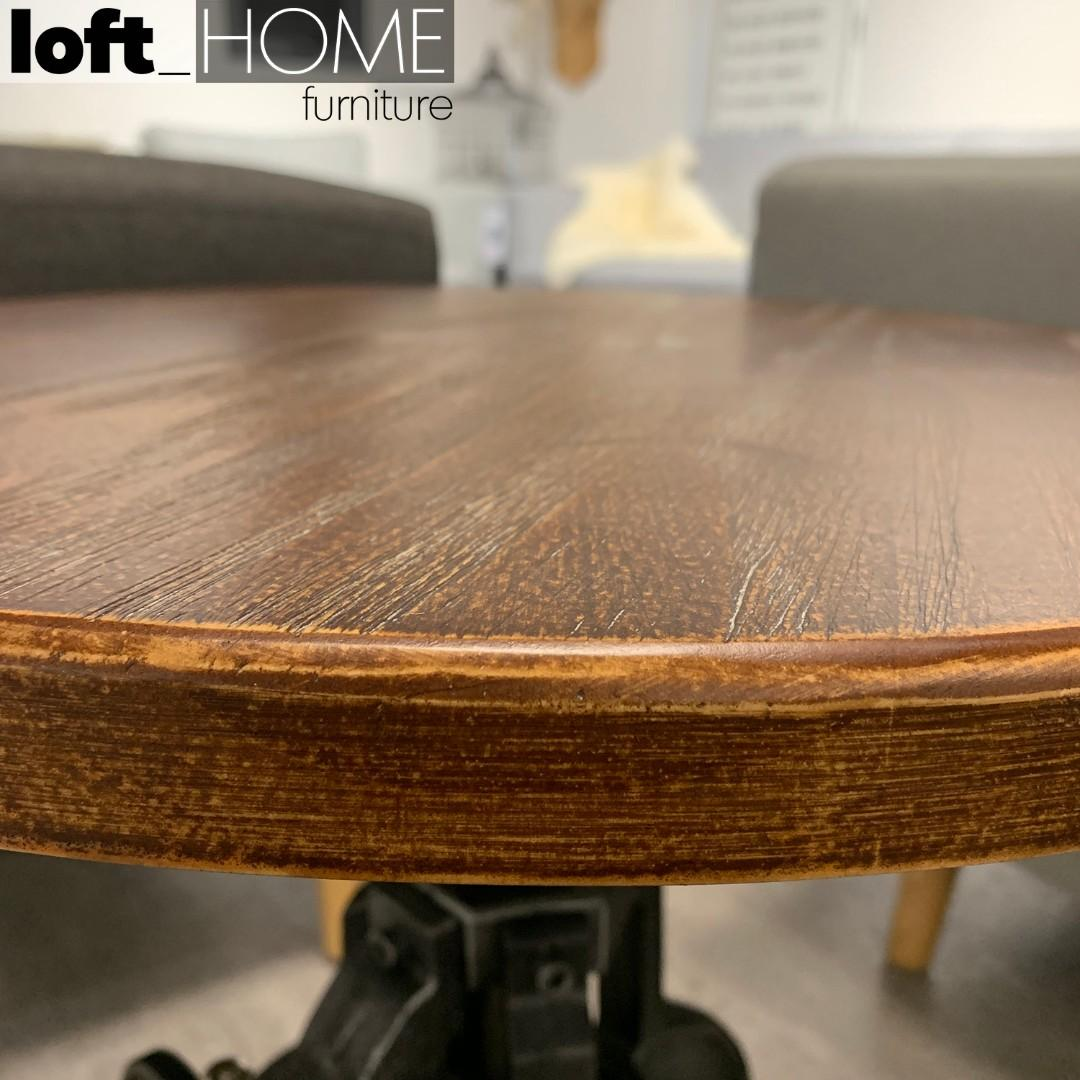Side Table – Height Adjustable