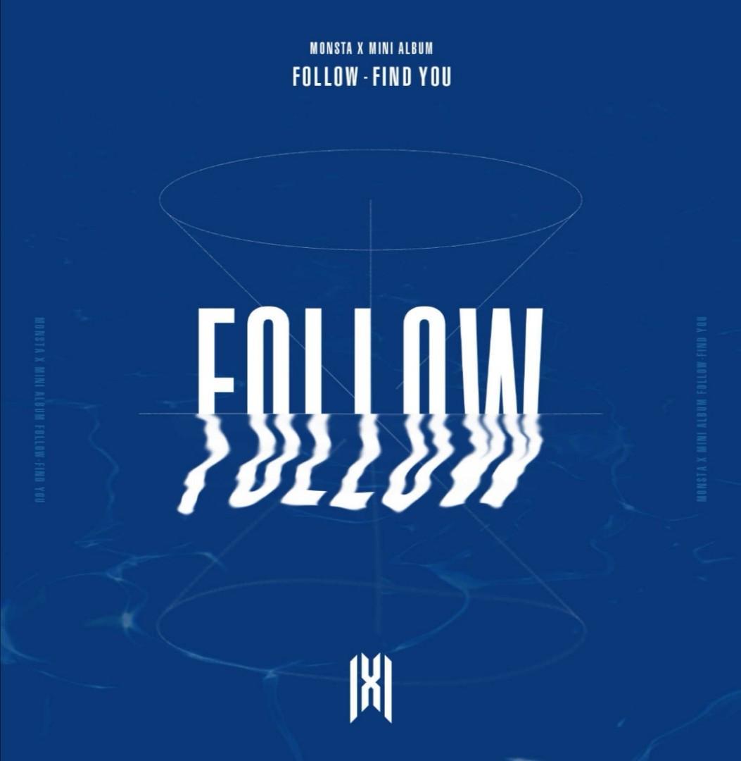 MONSTA X- FOLLOW: FIND YOU