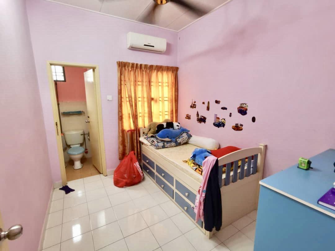 Taman Sierra Perdana, Double Storey Terrace House, Masai Johor Bahru