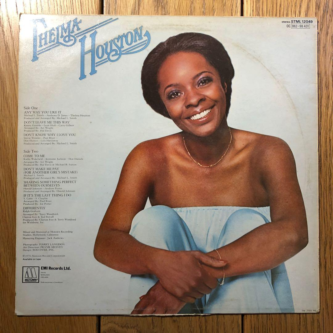 C068_Thelma Houston-Any Way You Like It (LP)