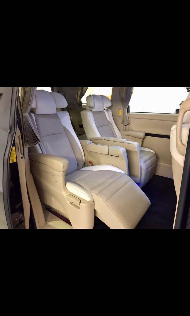 TOYOTA ALPHARD First Class 3.5  2013