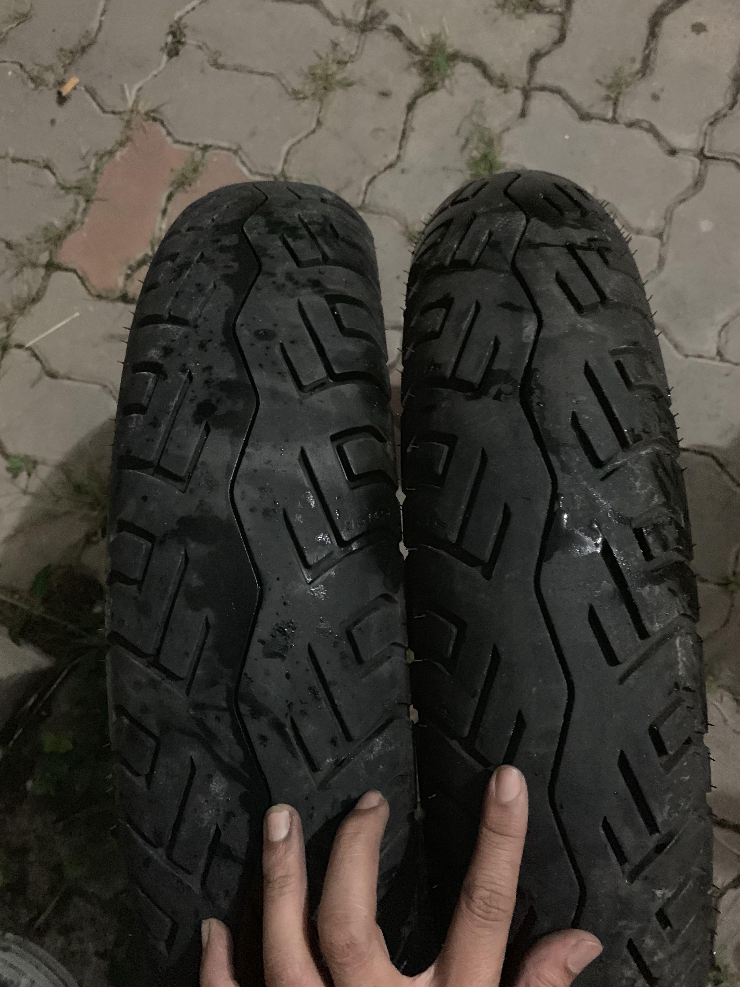 Tyer/tire/Tayar corsa s 123 tubeless