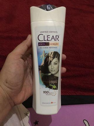 Clear shampoo menthol #visitsingapore