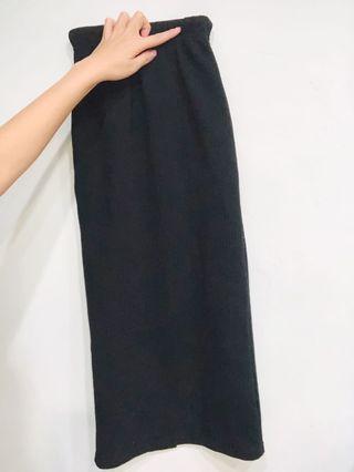 🎀針織後開衩窄裙🎀