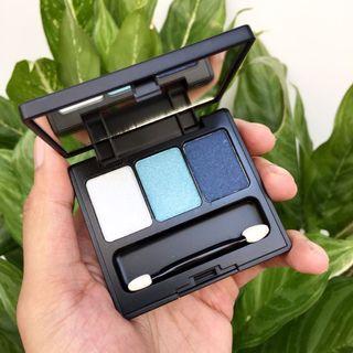 #VISITSINGAPORE Blue Lagoon Trio Eyeshadow