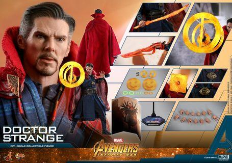 Hot Toys - MMS484 - Avengers: Infinity War - 1/6th scale Doctor Strange Collectible Figure