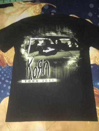 KORN TOUR 2011
