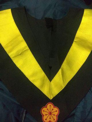 台大 生農學院 學士領巾 直售 出租