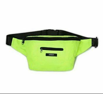 STUSSY FANNY PACK (NEON)