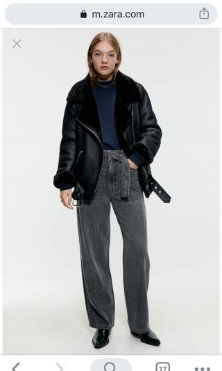 Zara Biker Jacket XS