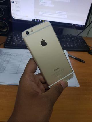 iPhone 6 32gb ex resmi ibox
