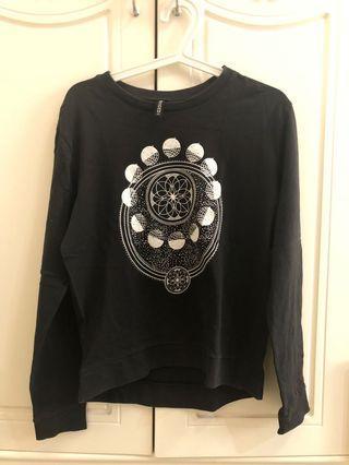 HnM Black Shirt