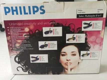 Philips Salon Multistylist 8-in-1