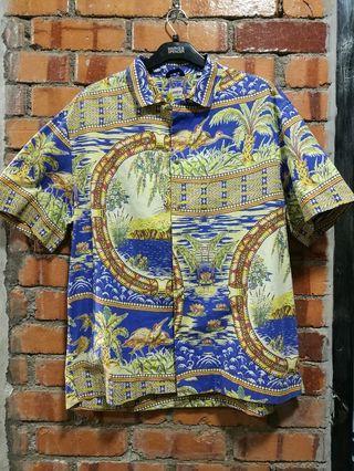 Kenzo full print shirt