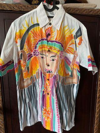 Balinese Leak Casual Shirt